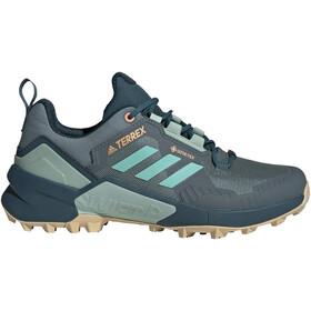 adidas TERREX Swift R3 Gore-Tex Hiking Shoes Women, gris